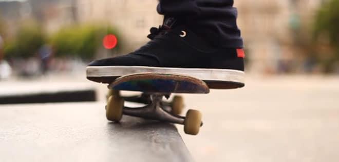 Skateboard Ledges