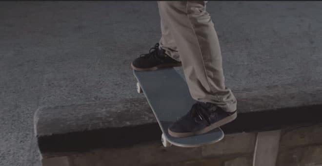 The Backside Boardslide