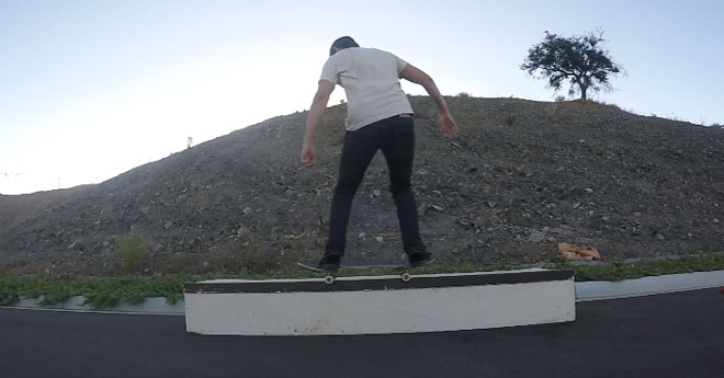 The Frontside 50-50