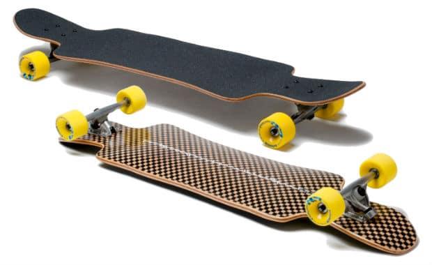 Twin Longboard