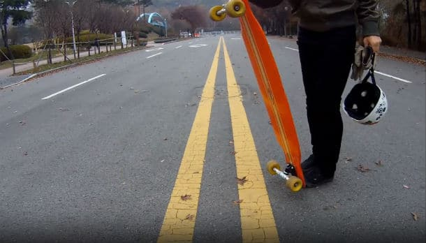 How dangerous is longboard dancing?