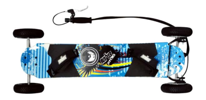 Atom 95X Mountain Board