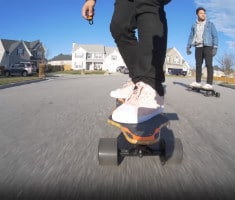 astest Electric Skateboards
