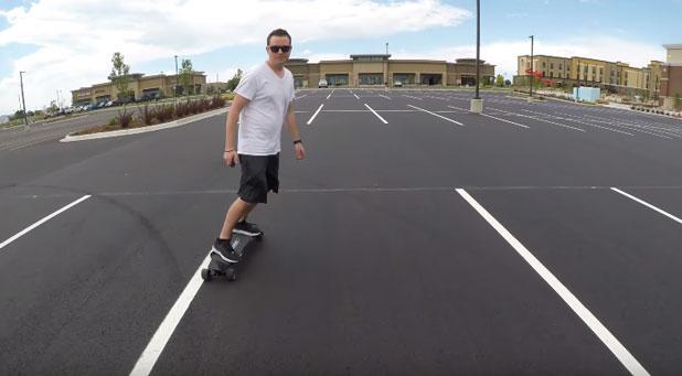 Halo Board Speed