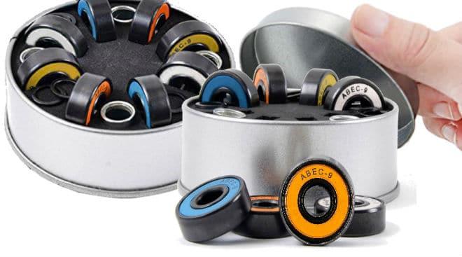 Hikole ABEC 9 Pro Skateboard Bearings