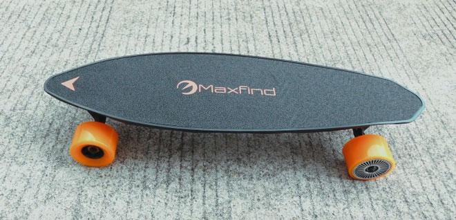 Maxfind Max2 Electric Skateboard