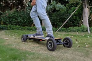 Off-road Electric Skateboards