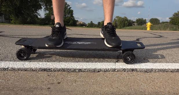 Skateboard for the Future