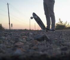 IKEA Skateboard