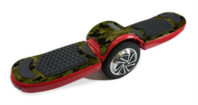 MightySkins Skin for LTXtreme free-style Hoverboard