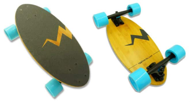 Mini Longboard Skateboard Cruiser Board