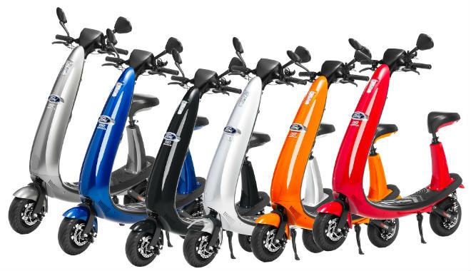 OjO E-Scooter