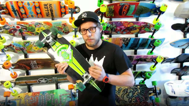 Price of this Type of Skateboard