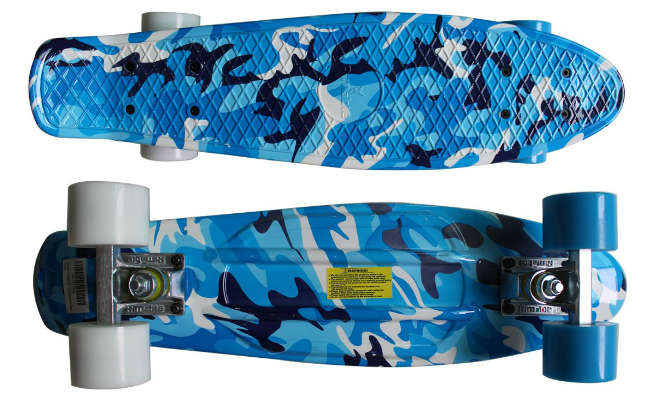 RIMABLE Complete 22inch Skateboard