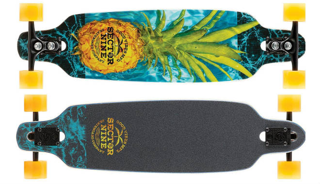 Sector 9 Sidewinder Series Mini Fractal