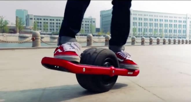 Sk8one one wheel electric skateboard