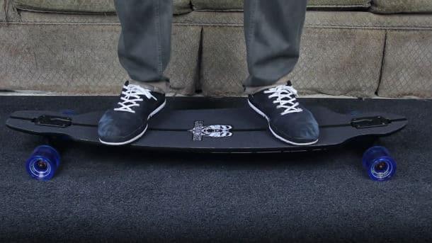 Skateboard Deck Width