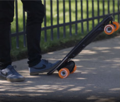 Small Electric Skateboards