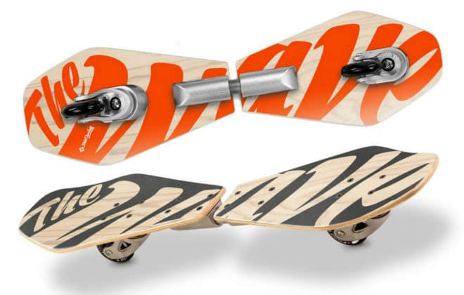 Street Surfing 2-Wheeled Wave Board