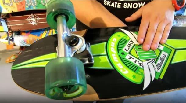 Trucks of the Skateboard