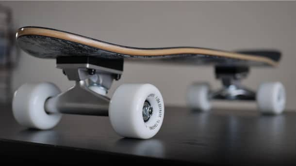 Main features of IKEA skateboard