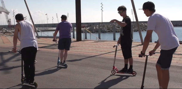 How much are the best trick scooters worth?