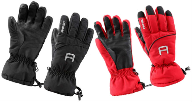 AKASO Ski Gloves