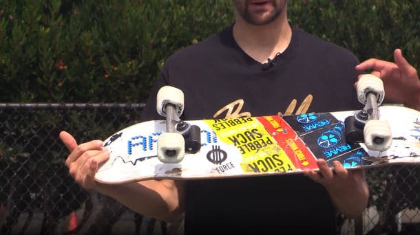 About The Skateboard Wheels