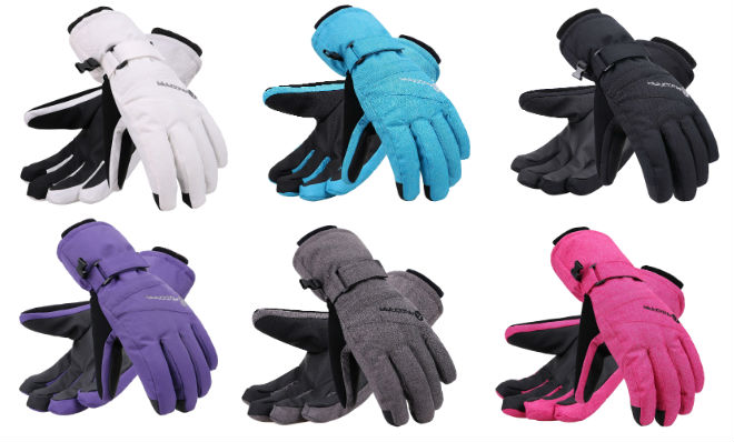 Andorra Ski Gloves