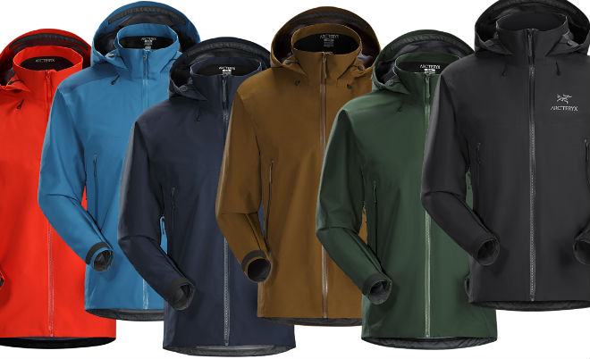 ArcTeryx Beta AR GoreTex Shell