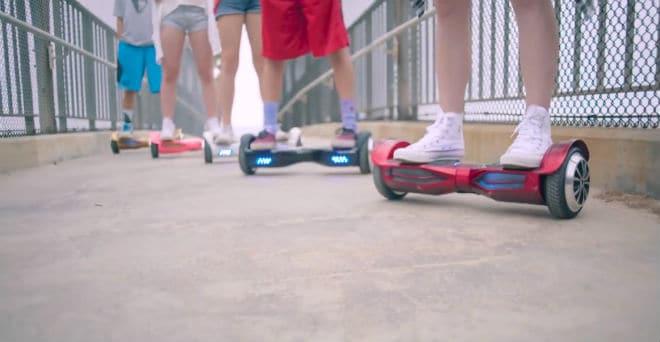 Choose Hoverboards