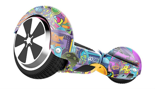 GOTRAX Hoverfly ECO Hoverboard