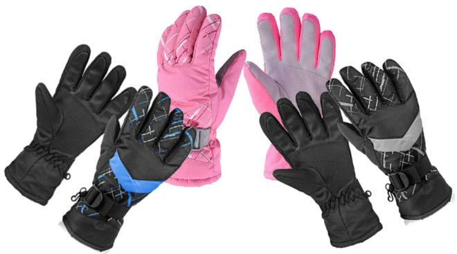 HUO ZAO Ski Gloves