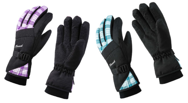 KINEED Winter Ski Gloves