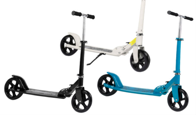 Kids Adult Scooter with 3 Seconds Easy-Folding System