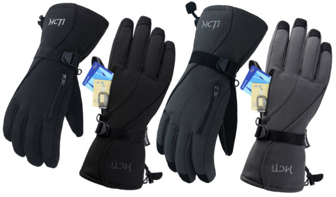 MCTi Mens Ski Gloves