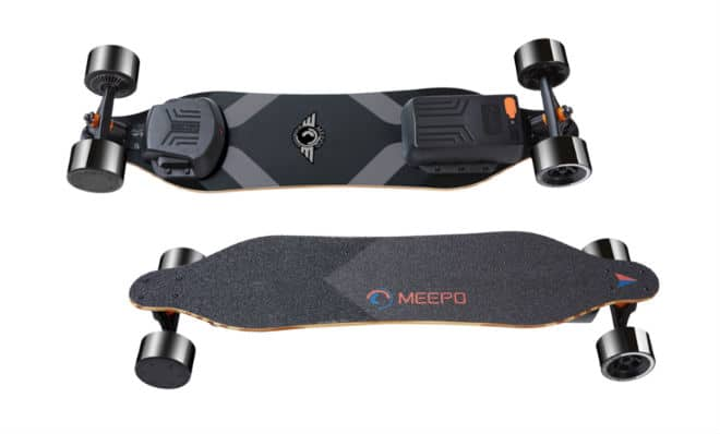 Meepo Nls - The Next Level Skateboard