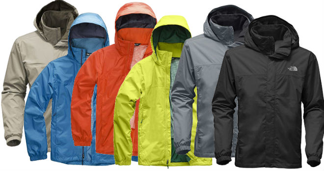 The North Face Men Resolve 2 Snowboard Jacket