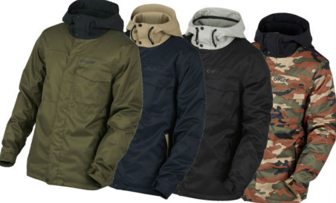 Oakley Division 10K Bzi Snowboarding Jacket