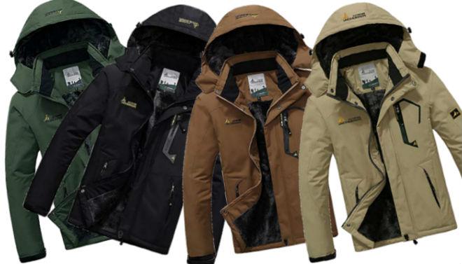 Pooluly Ski Jacket