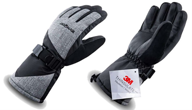 RIVMOUNT Winter Ski Gloves