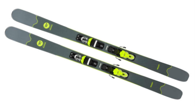 Rossignol Smash 7 Skis Xpress 10 Bindings