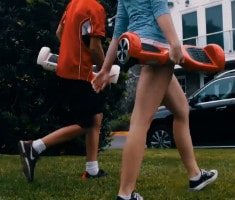 Self Balancing Scooters