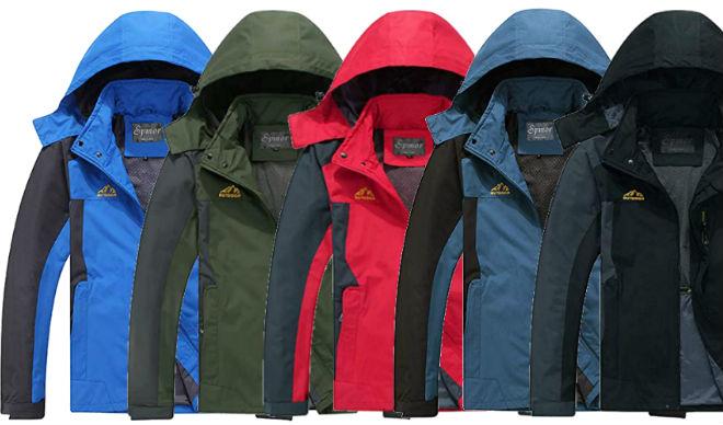 Spmor Ski Jacket