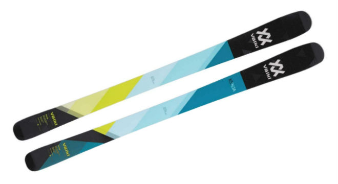 Volkl Kenja Womens Skis