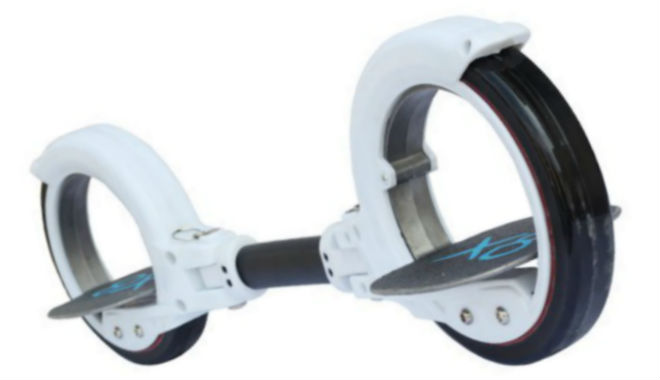 X95 Professional Deluxe Skatecycle