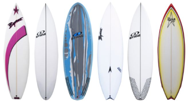 Allan Byrne Surfboards