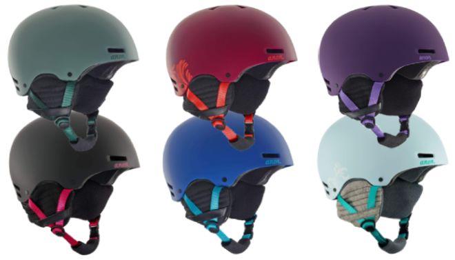 Anon Greta Women Snowboard Helmet