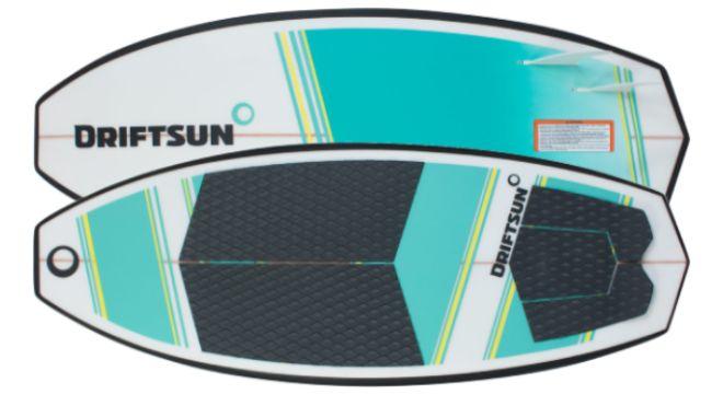 Driftsun Throwdown Wakesurf Board 4 8