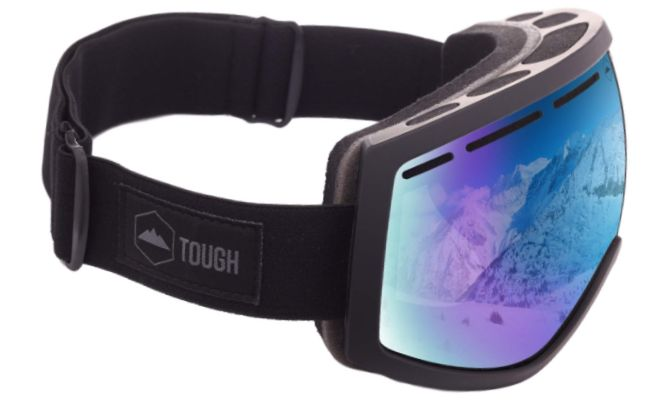 Dual-Layer Lens Snow Goggles